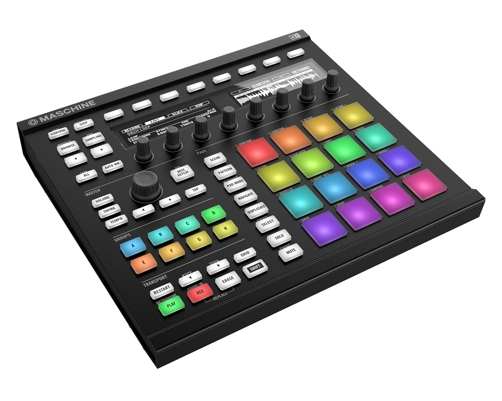 Image of   NativeInstruments MaschineMK2 sort