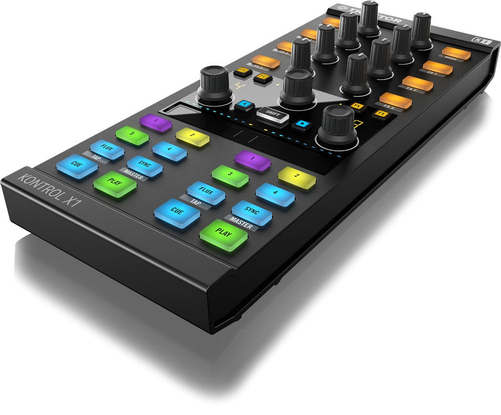 NativeInstruments TraktorKontrolX1MK2