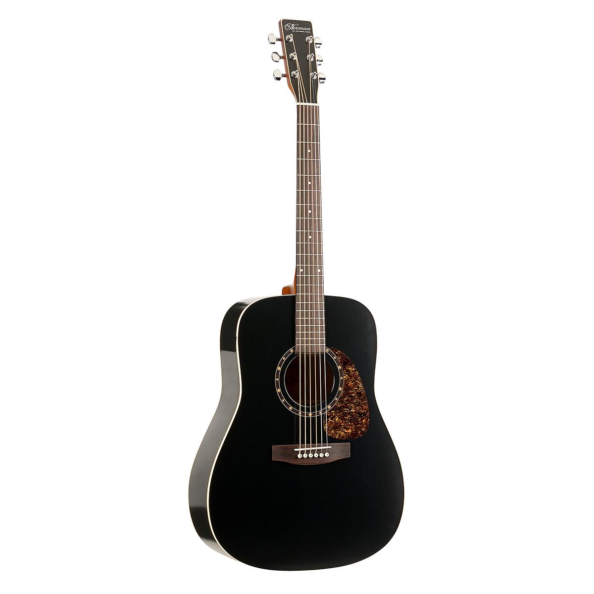 Billede af Norman B18CedarProtégé western-guitar sort