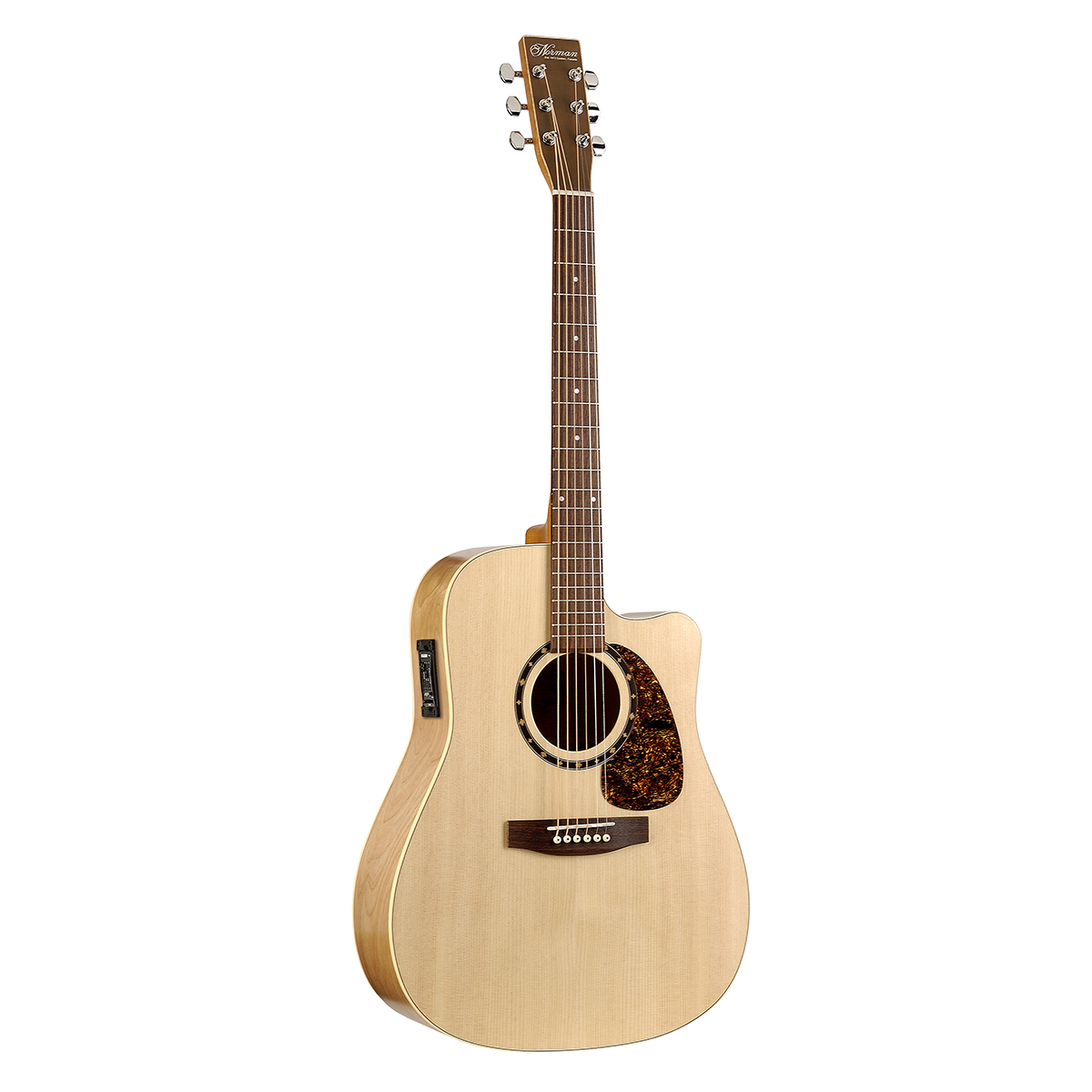 Norman B18CWCedarPresysProtégé western-guitar natur