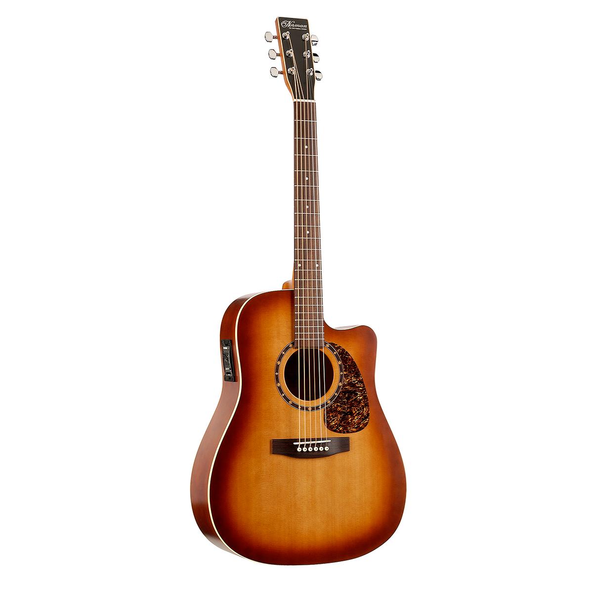 Image of   Norman B18CWCedarProtégéPresys western-guitar tobaccoburst