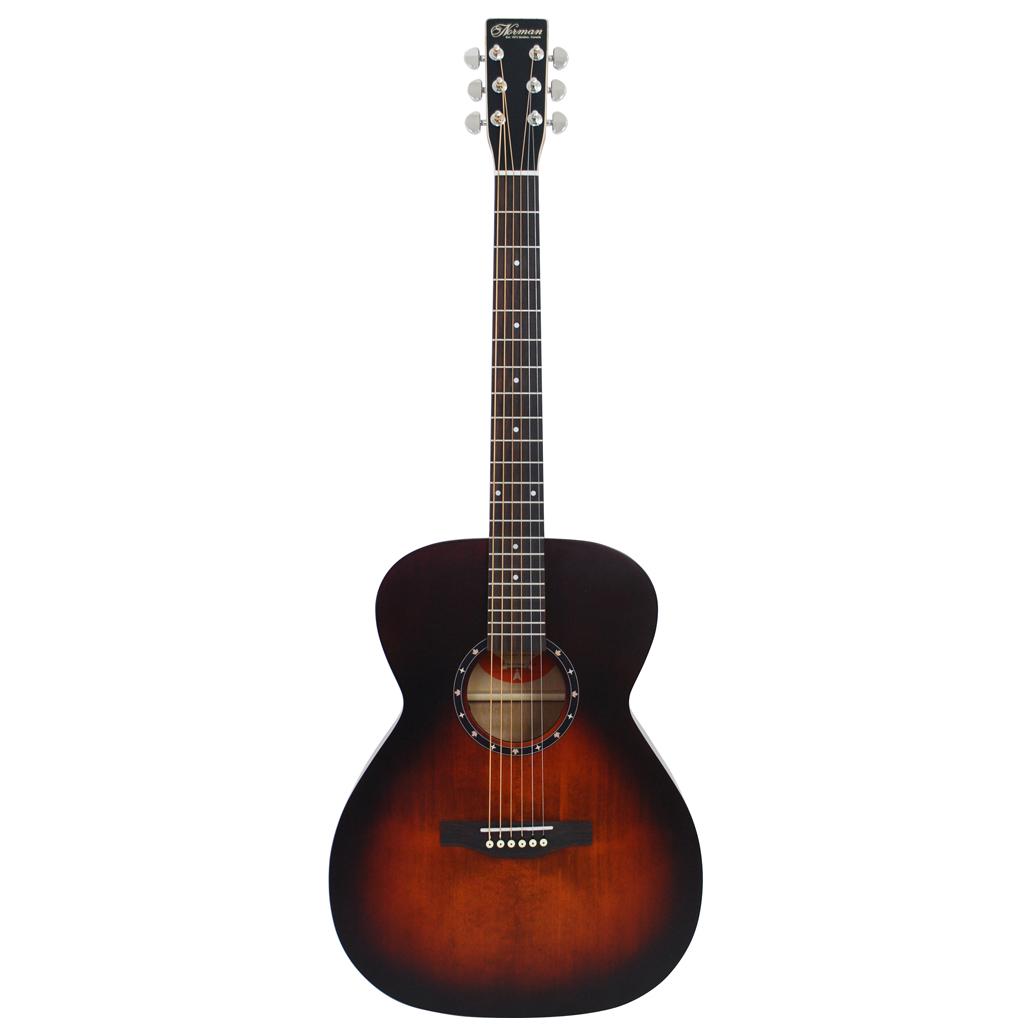 Norman ProtégéB18CedarConcertHall western-guitar burntumber