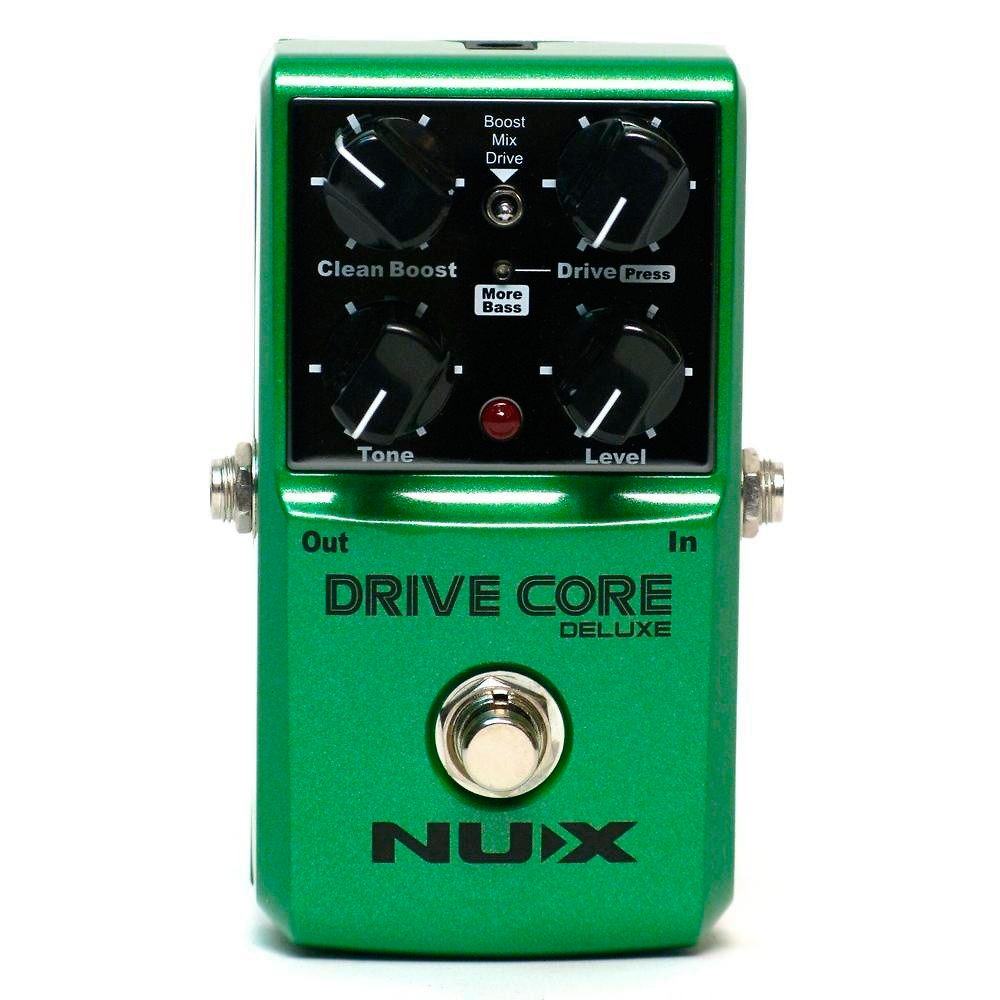 Billede af Nux DriveCoreDeluxe multi-distortion guitar-pedal