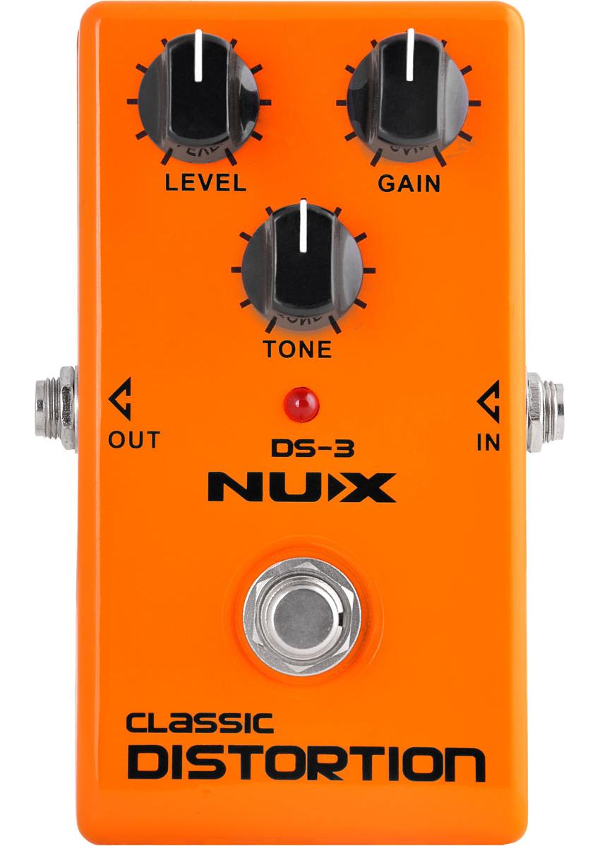 Billede af Nux DS-3ClassicDistortion guitar-effekt-pedal