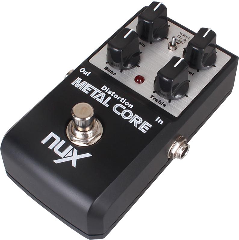 Billede af Nux MetalCore guitar-effekt-pedal