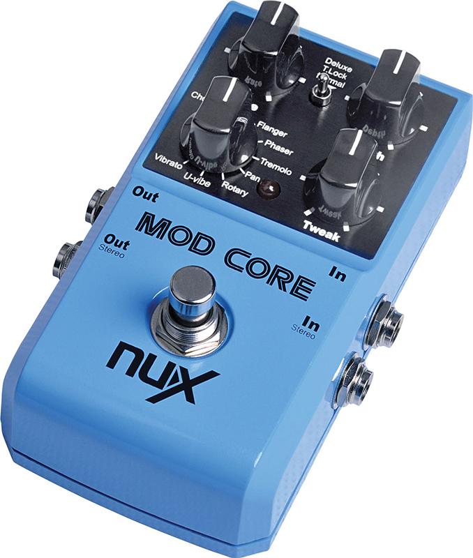 Billede af Nux ModCore guitar-effekt-pedal