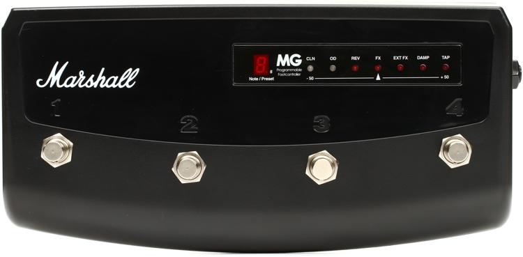 Billede af Marshall PEDL-90008 stompware-pedaltilMGFX-forstærkere