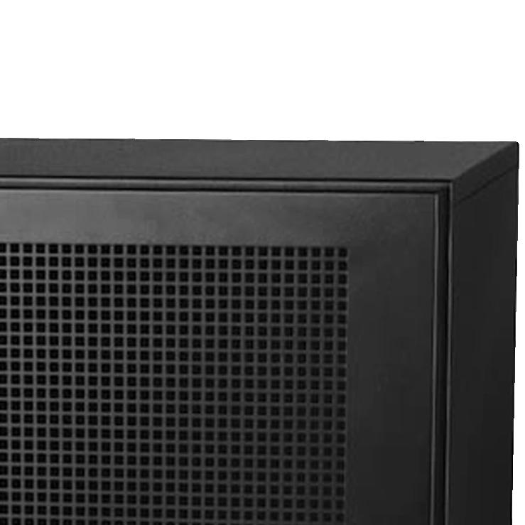 Caymon PR210DG metalgitterlågemedlåstilRP210