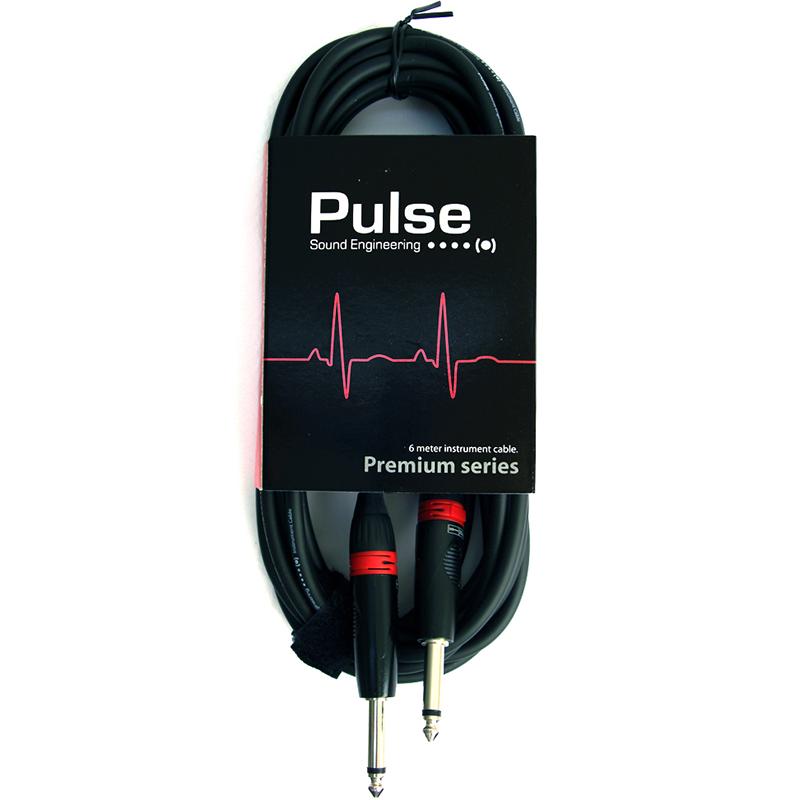 Pulse  jack-til-jack-kabel  6meter