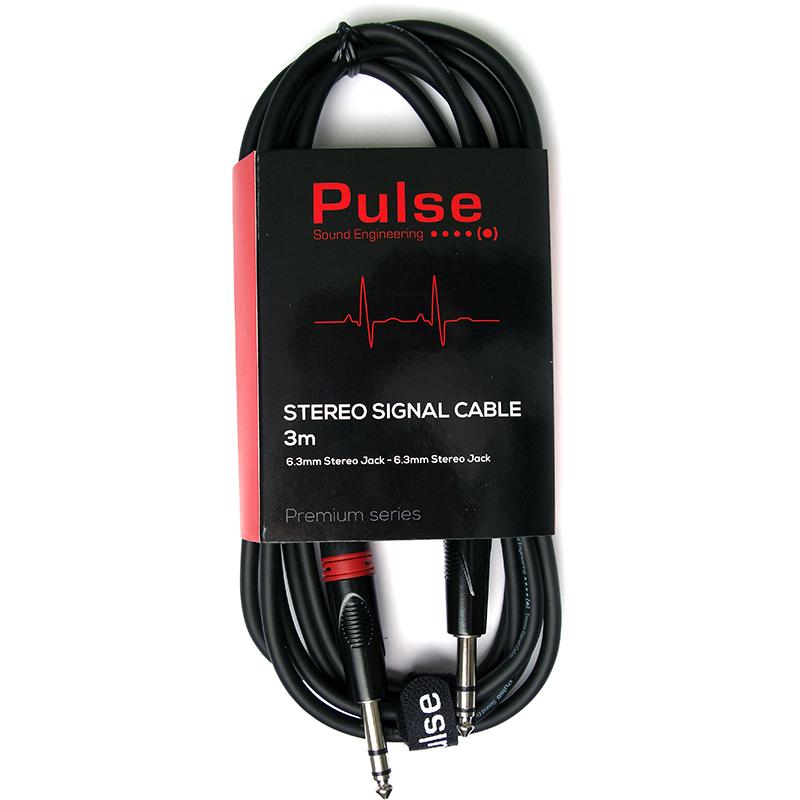 Pulse  stereojack-til-jack-kabel  3meter