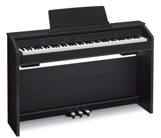 Billede af Casio PX-860BK el-klaver sort