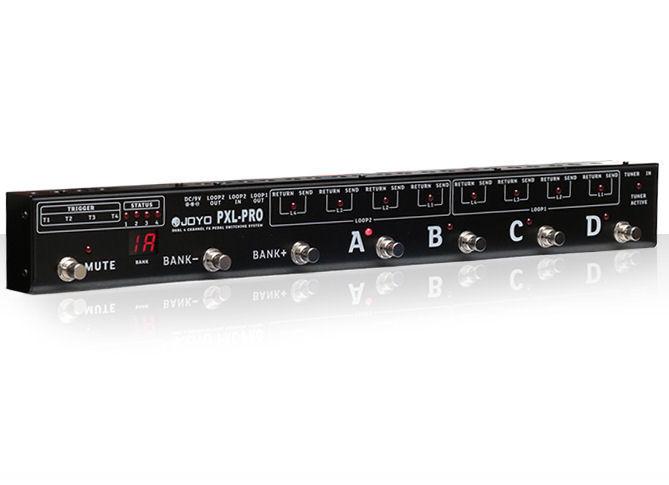 Billede af Joyo PXL-PRO loop-pedal-router