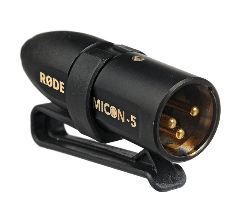 Røde MiCon-5 adaptertil3-bensXLR