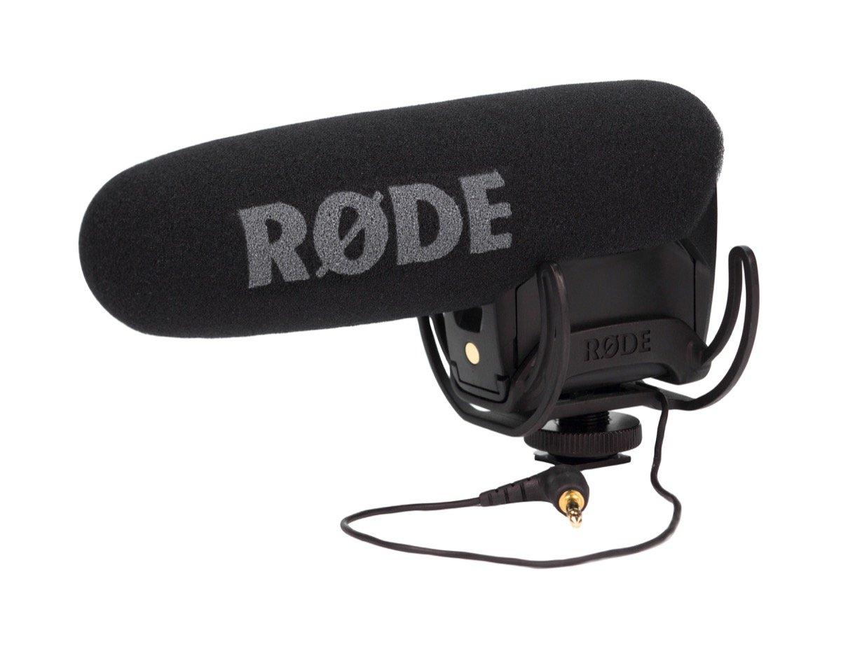 Billede af Røde VMPRVideoMicProRycote kamera-mikrofon