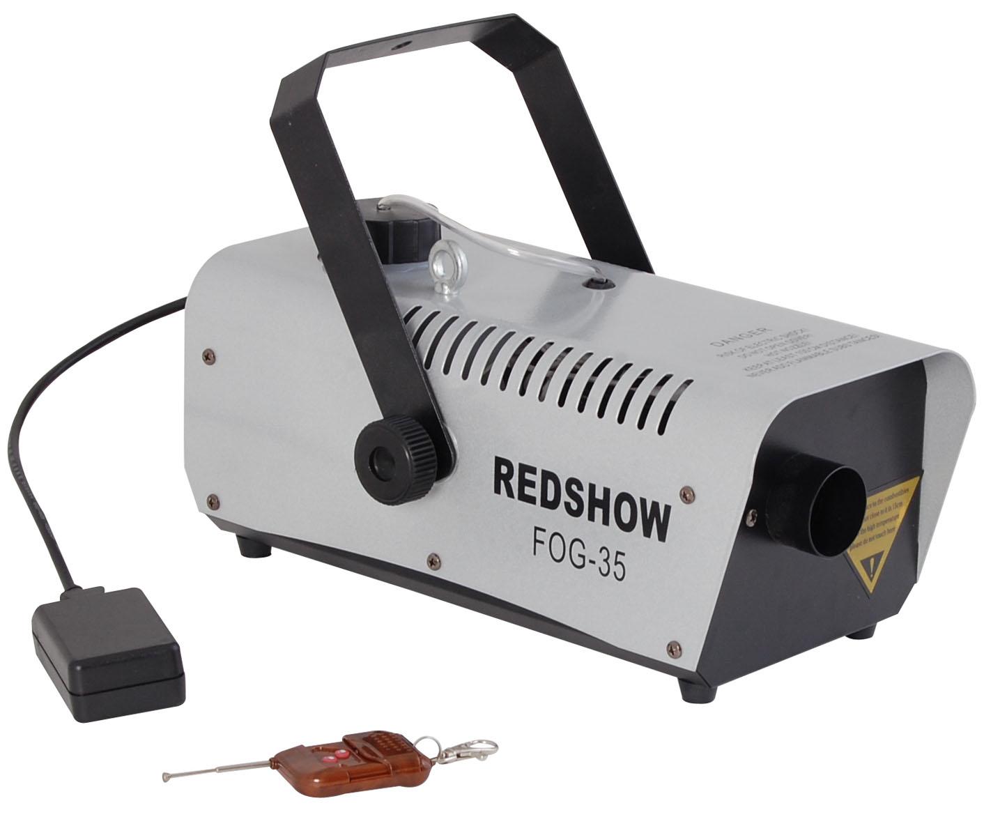 Redshow FOG-35 røgmaskine