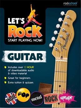 LetsRockguitarStartPlayingNow! lærebog