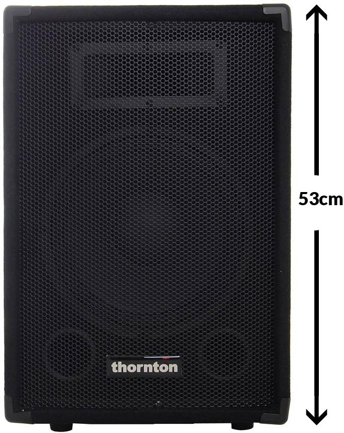 Billede af Thornton SE10 højttaler
