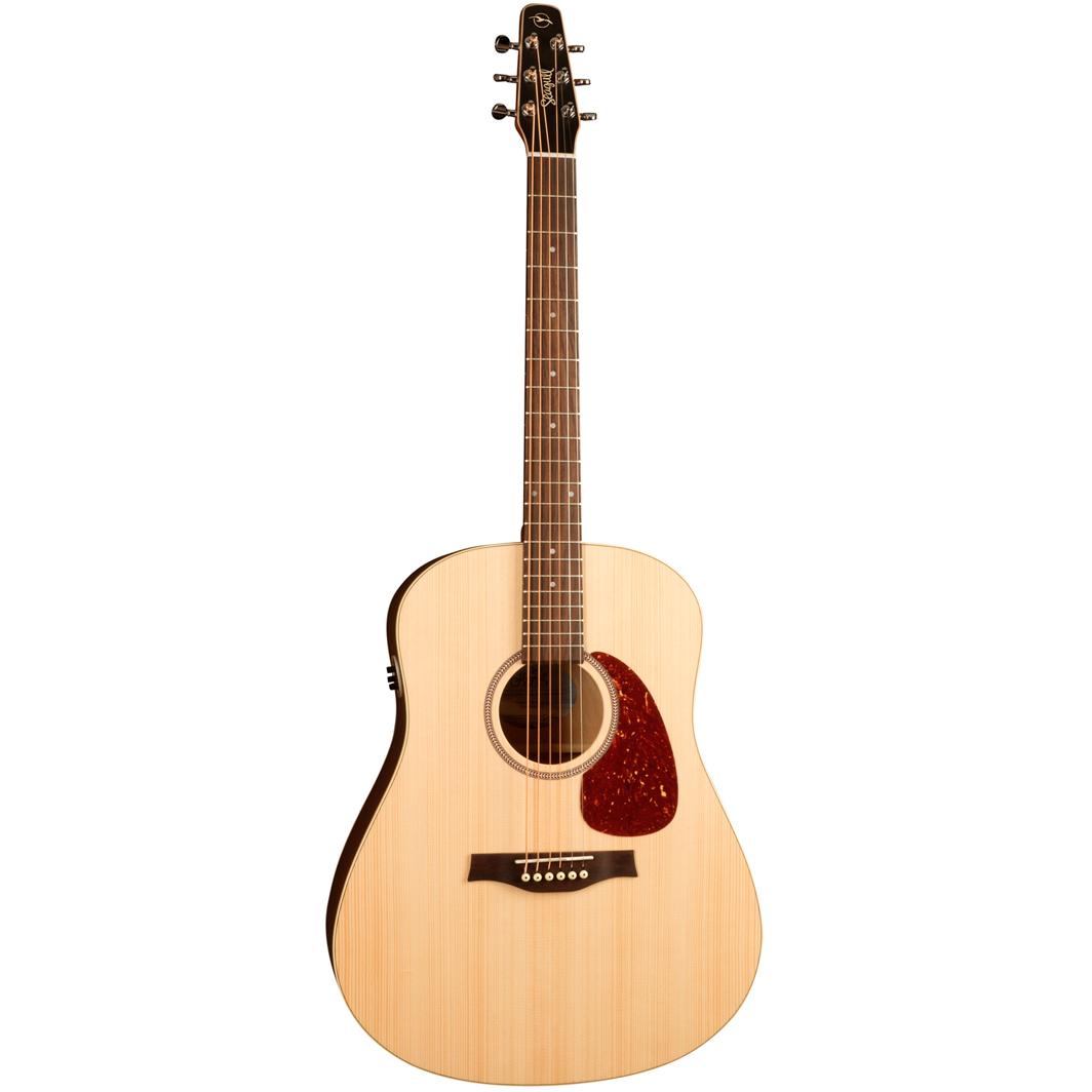 Seagull CoastlineS6SpruceQIT western-guitar natur