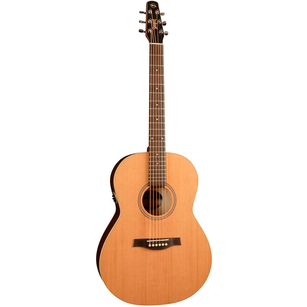 Seagull CoastlineCedarFolkQIT western-guitar natur