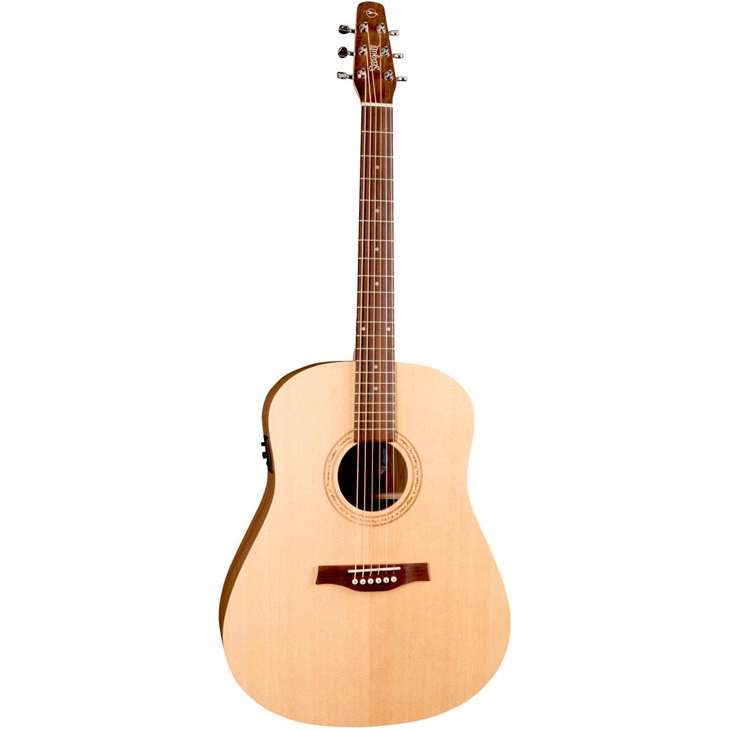 Seagull WalnutIsysT western-guitar natur