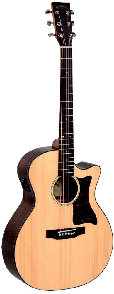 Billede af Sigma GRC-1STE western-guitar natur