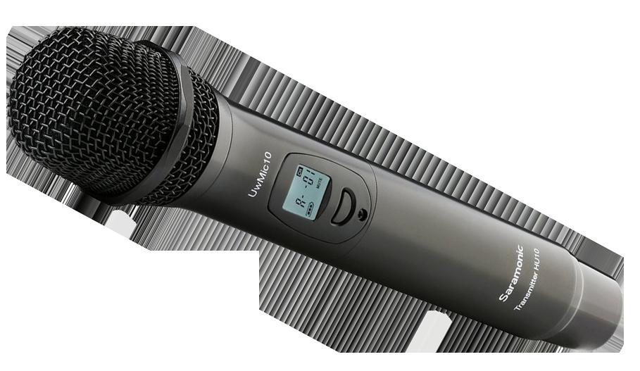 Billede af Saramonic UwMic10HU10 trådløshåndholdtmikrofon