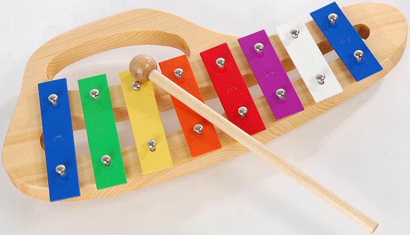 Swan TH8C børne-xylofon
