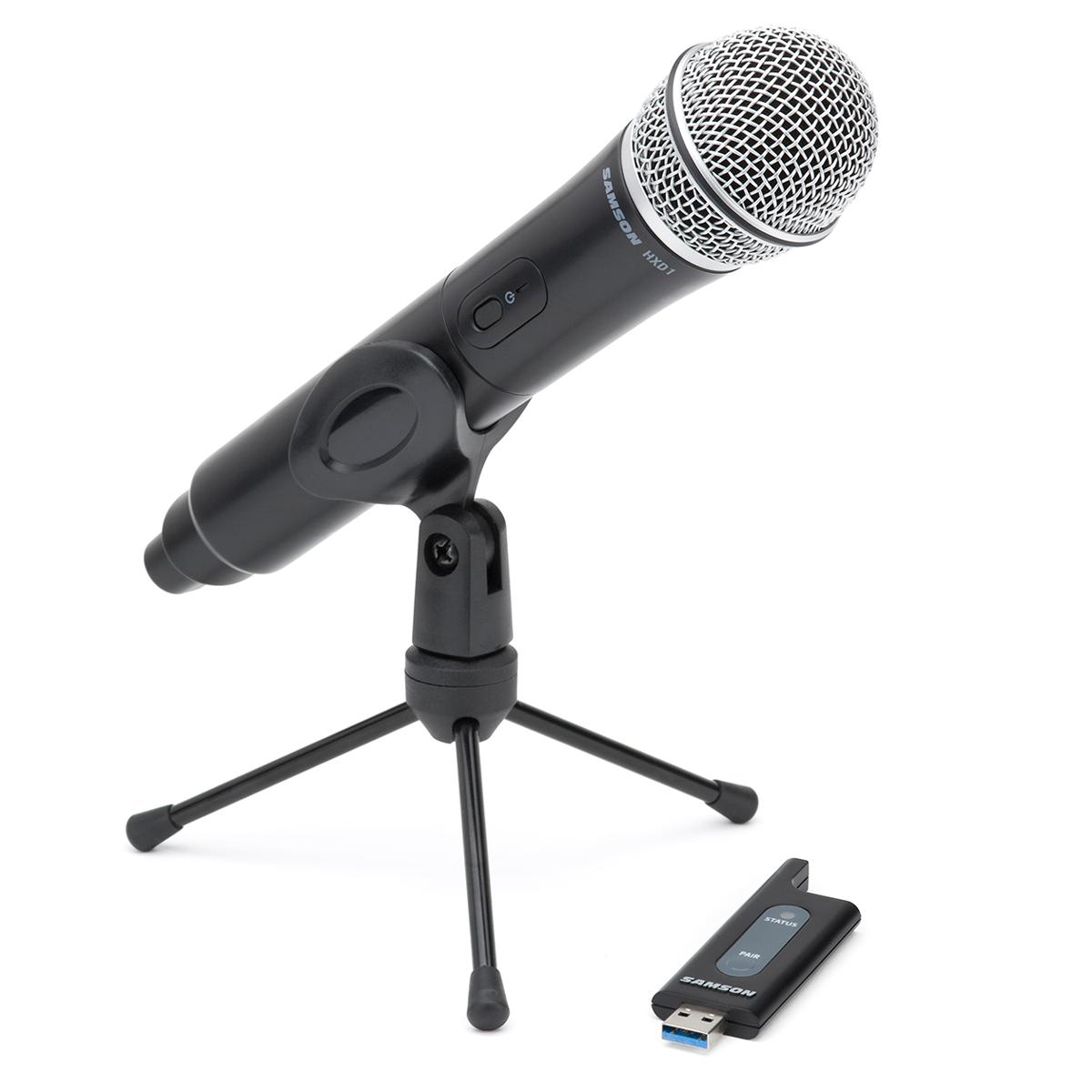 Billede af Samson Stage-X1U trådløsUSBhåndholdtmikrofon