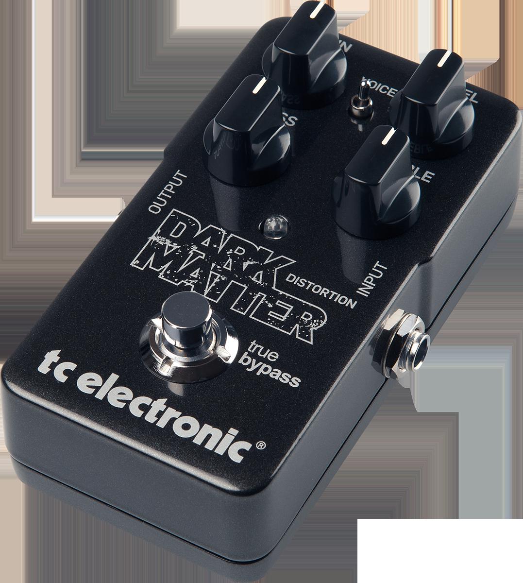 Billede af TCElectronic DarkMatterDistortion guitar-effekt-pedal