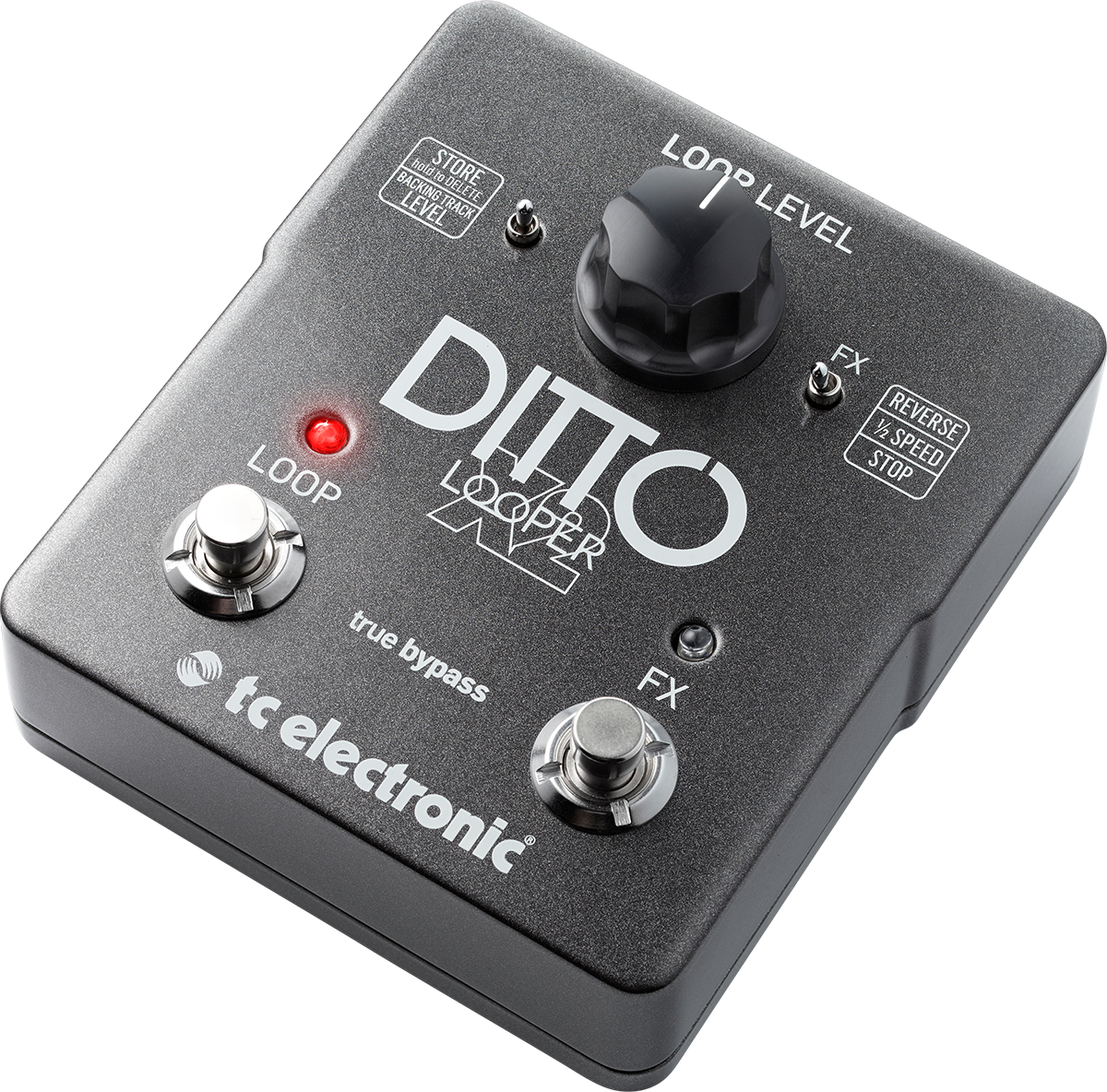TCElectronic DittoX2Looper guitar-effekt-pedal