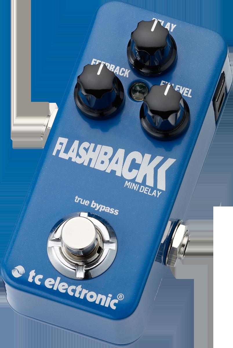 Billede af TCElectronic FlashbackMiniDelay guitar-effekt-pedal