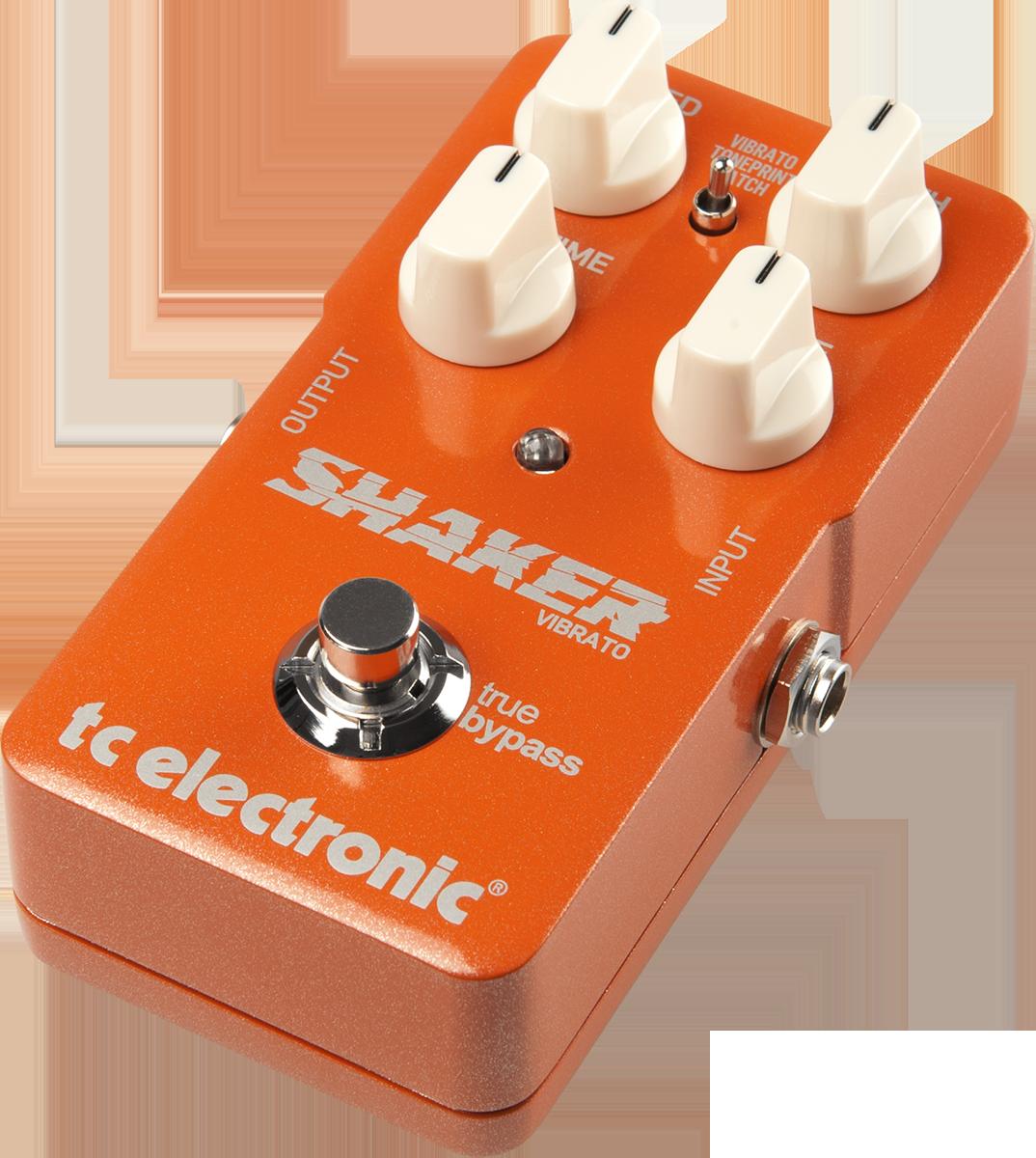 TCElectronic ShakerVibrato guitar-effekt-pedal