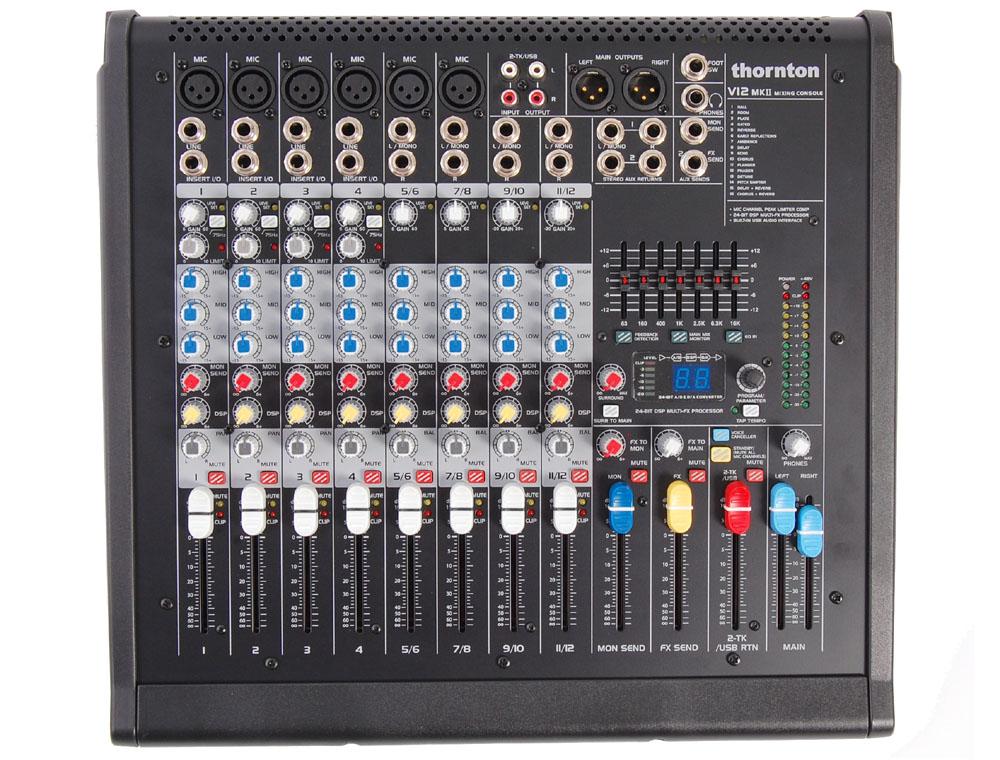 Billede af Thornton V12MK2 mixer