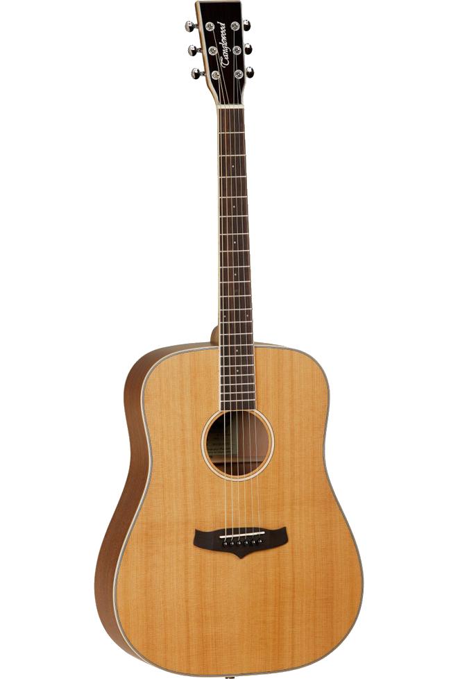 Tanglewood TW28CSNEvolution-IV western-guitar natur