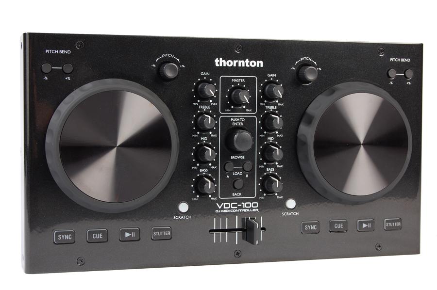 Billede af Thornton VDC-100 DJ-controller