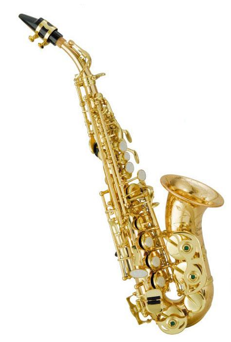 Image of   Chateau VCH-350L kurvetsopran-saxofon