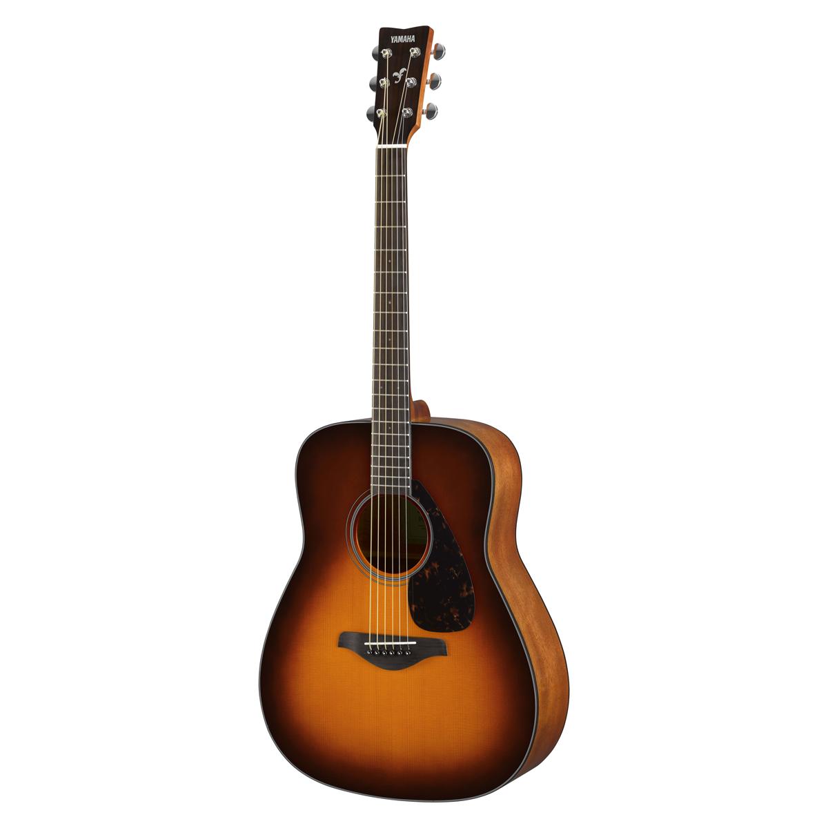 Yamaha ls16 are bs halvakustisk western guitar brown sunburst for Yamaha a5r are