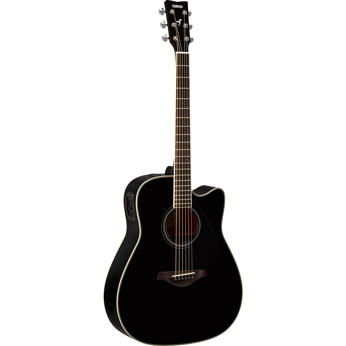 Billede af Yamaha FGX820CBL western-guitar sort