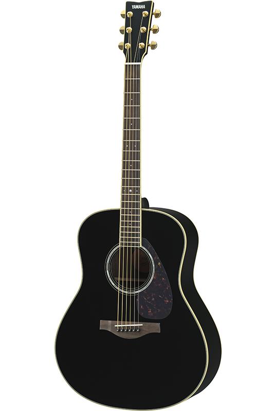 Billede af Yamaha LL6AREBL western-guitar sort