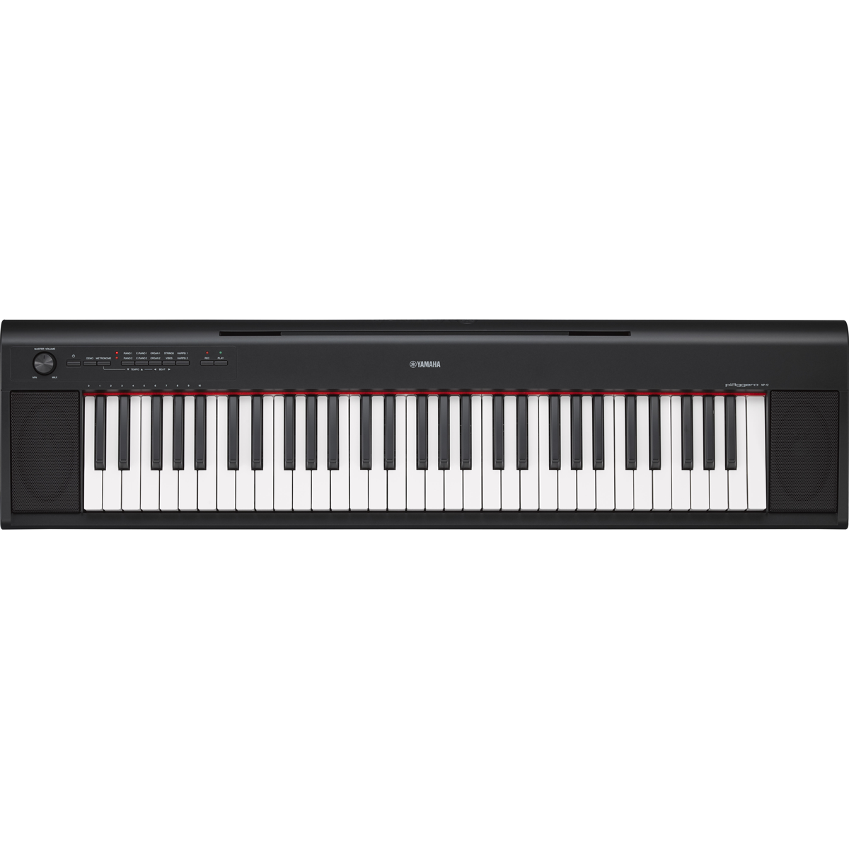 Billede af Yamaha NP-12BPiaggero el-klaver sort