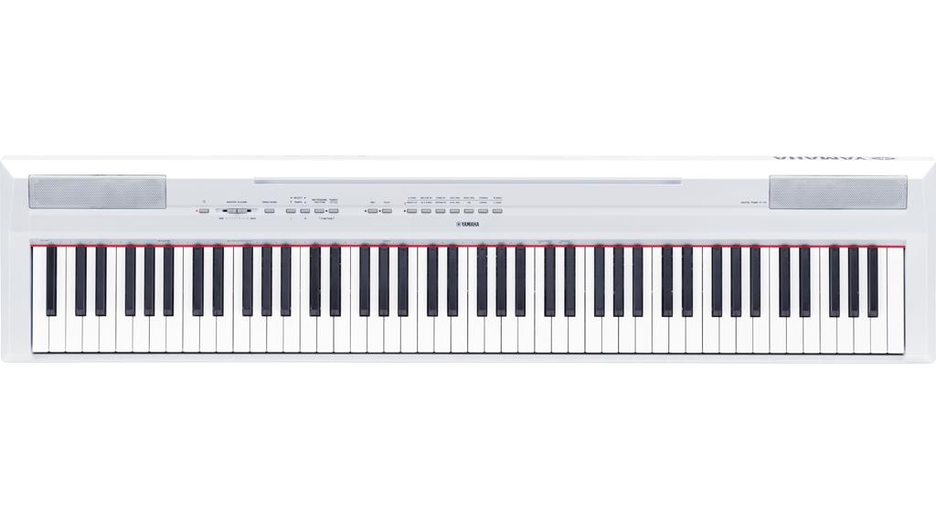 Image of   Yamaha P-115WH el-klaver hvid