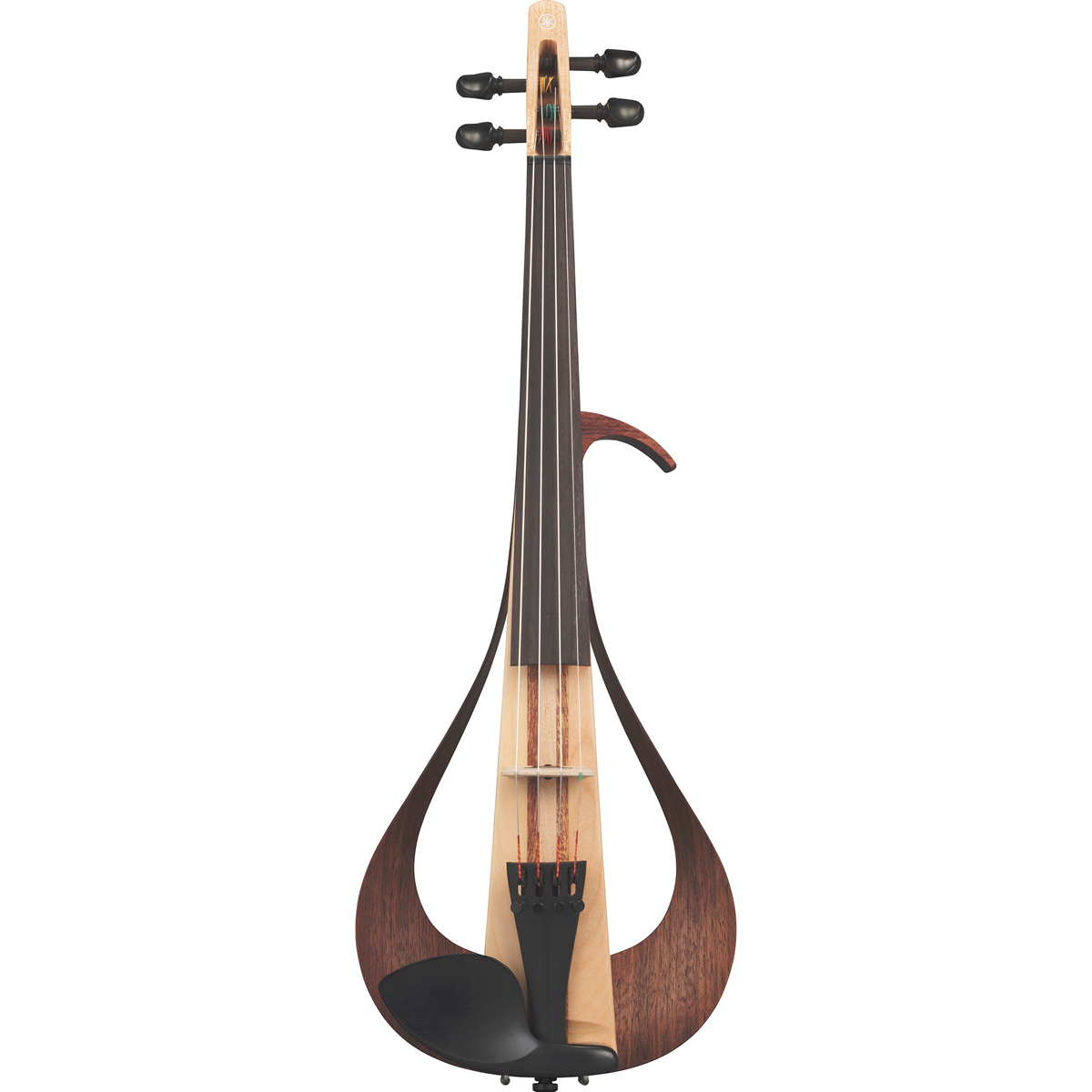 Yamaha YEV104NT el-violin wood natural