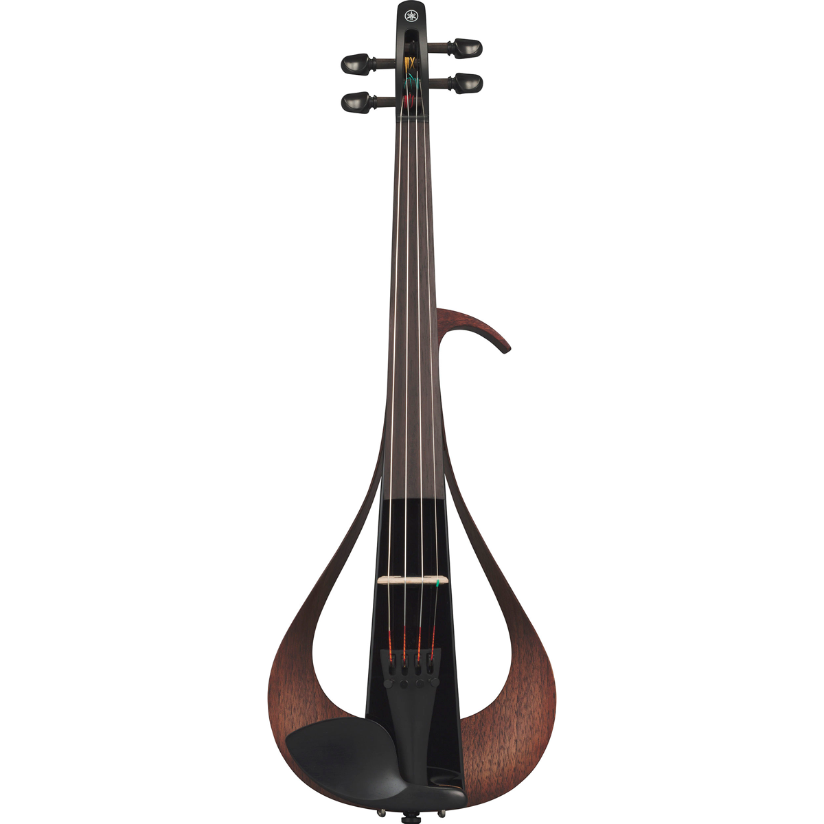 Yamaha YEV104TBL el-violin wood black