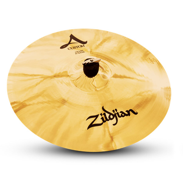 Image of   Zildjan A20515ACustom17 crash-bækken