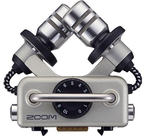 Billede af Zoom XYH-5 shock-mountedstereo-mikrofontilZoomH5ogH6