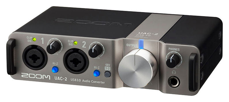 Zoom UAC-2 audiointerface