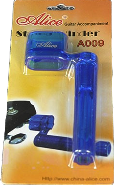 Alice A009 guitar-winder