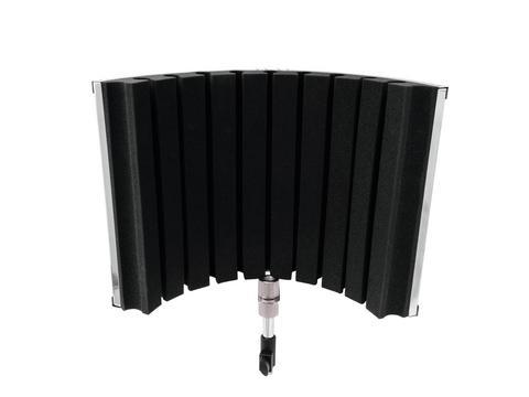 Omnitronic AS-02 mikrofon-reflektionsfilter