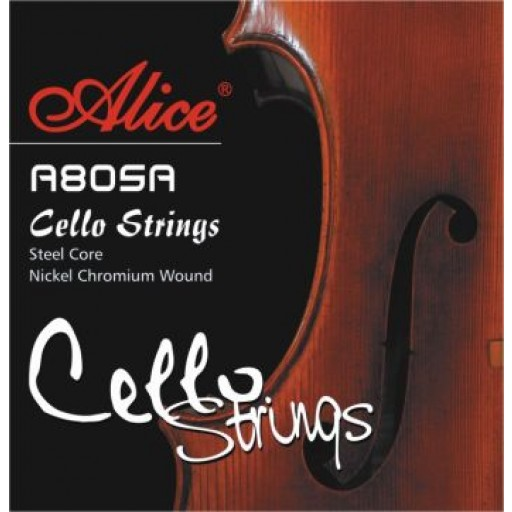 Billede af Alice A805APro cello-strenge