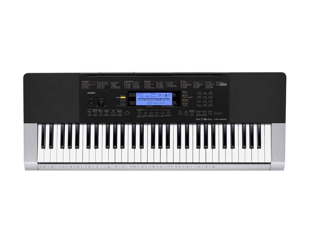 Image of   Casio CTK-4400 keyboard